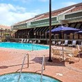 Swimming pool at Doubletree Hotel Sacramento