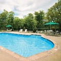 Swimming pool at Doubletree Hotel Tinton Falls Eatontown
