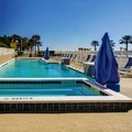 Swimming pool at Doubletree Hotel by Hilton Biloxi Beach Blvd