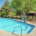 Swimming pool at Doubletree Missoula Edgewater