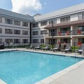 Swimming pool at Doubletree Suites by Hilton Dayton / South