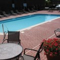 Swimming pool at Doubletree Suites by Hilton Lexington