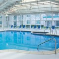 Swimming pool at Doubletree Suites by Hilton Mt. Laurel