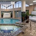 Swimming pool at Doubletree Suites by Hilton Salt Lake City Downtown