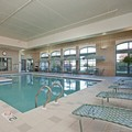 Swimming pool at Doubletree by Hilton
