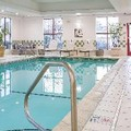 Swimming pool at Doubletree by Hilton Boston Logan Airport Chelsea