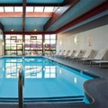Swimming pool at Doubletree by Hilton Boston Westborough