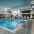 Swimming pool at Doubletree by Hilton Bristol