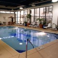 Swimming pool at Doubletree by Hilton Buffalo Amherst