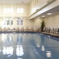 Swimming pool at Doubletree by Hilton Cape Cod Hyannis