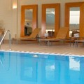Swimming pool at Doubletree by Hilton Chicago North Shore