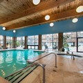 Swimming pool at Doubletree by Hilton Cleveland East Beachwood
