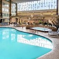 Swimming pool at Doubletree by Hilton Cleveland Westlake