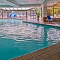 Swimming pool at Doubletree by Hilton Colorado Springs