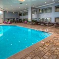Swimming pool at Doubletree by Hilton Decatur Riverfront