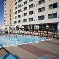 Swimming pool at Doubletree by Hilton El Paso Downtown / City Cente