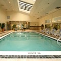 Swimming pool at Doubletree by Hilton Fort Lee Gw Bridge