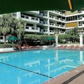 Swimming pool at Doubletree by Hilton Grand Hotel Biscayne Bay