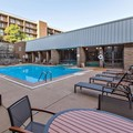 Swimming pool at Doubletree by Hilton Hotel Pittsburgh Green Tree