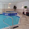 Swimming pool at Doubletree by Hilton Jefferson City