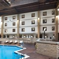 Swimming pool at Doubletree by Hilton Lawrence