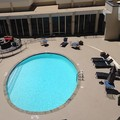 Swimming pool at Doubletree by Hilton Midland Plaza