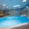 Swimming pool at Doubletree by Hilton Newark Ohio