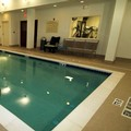 Swimming pool at Doubletree by Hilton Pittsburgh Airport