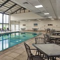 Pool image of Doubletree by Hilton Princeton
