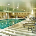 Swimming pool at Doubletree by Hilton Reading