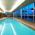 Swimming pool at Doubletree by Hilton West Fargo