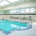 Swimming pool at Dover Downs Hotel & Casino