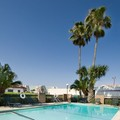 Swimming pool at Drury Inn Mcallen