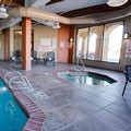 Swimming pool at Drury Inn & Suites Amarillo