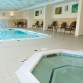 Swimming pool at Drury Inn & Suites Atlanta Marietta