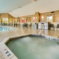 Swimming pool at Drury Inn & Suites Des Moines West