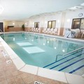 Swimming pool at Drury Inn & Suites Troy