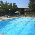 Swimming pool at Drury Lodge Cape Girardeau