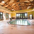 Swimming pool at Drury Suites Paducah