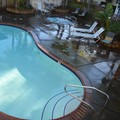 Swimming pool at Dynasty Suites Redlands Hotel