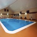 Swimming pool at Econo Lodge