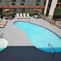 Swimming pool at Econo Lodge Inn & Suites