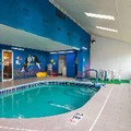 Swimming pool at Econo Lodge Kent