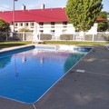 Swimming pool at Econo Lodge Near Plymouth State University