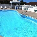 Swimming pool at Econo Lodge Ottawa