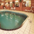 Swimming pool at Econo Lodge West