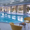 Swimming pool at Edward Hotel North York