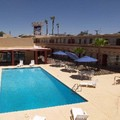 Swimming pool at El Dorado Inn Suites