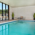 Swimming pool at Element by Westin Moline