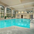 Swimming pool at Embassy Suites Arcadia